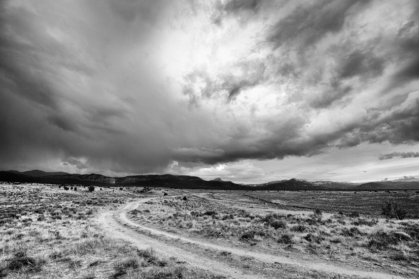 Photograph A Road into the Storm by Christopher Eaton on 500px