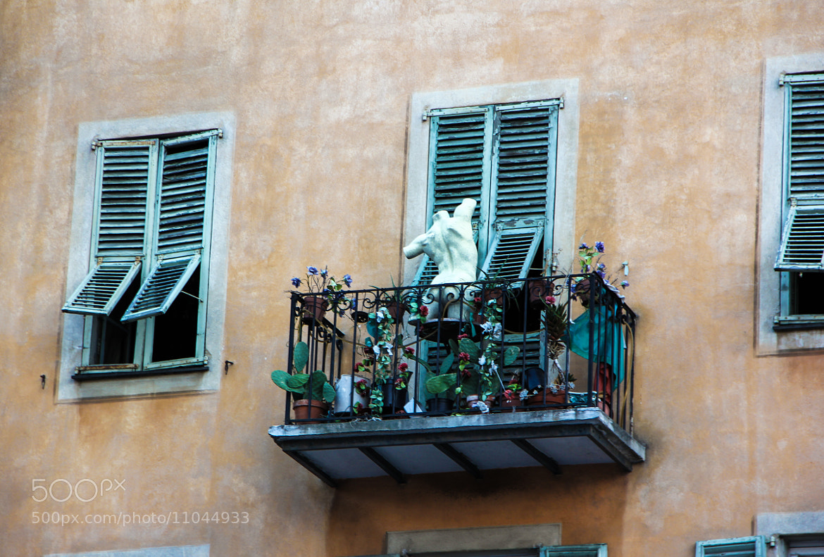 Photograph French Balcony by Magnus Blomqvist on 500px