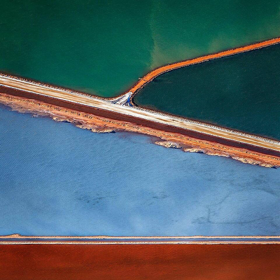 Photograph Colours of the Salt by Sheldon Pettit on 500px