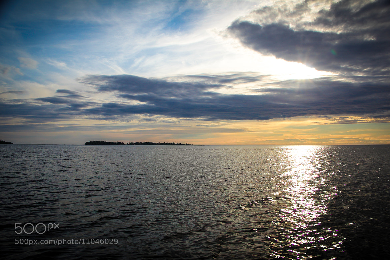 Photograph Colorful sky by Magnus Blomqvist on 500px