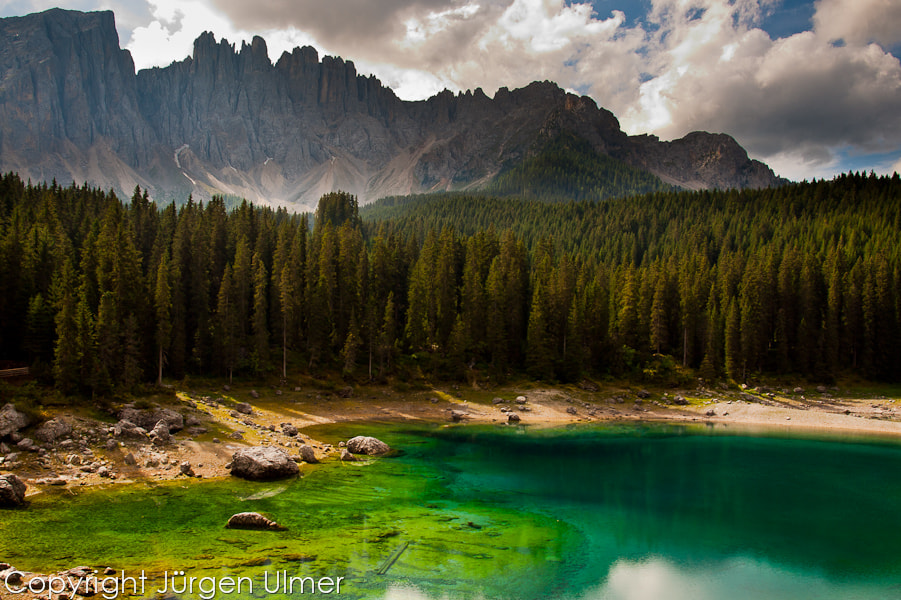 Photograph Karersee by Jürgen Ulmer on 500px