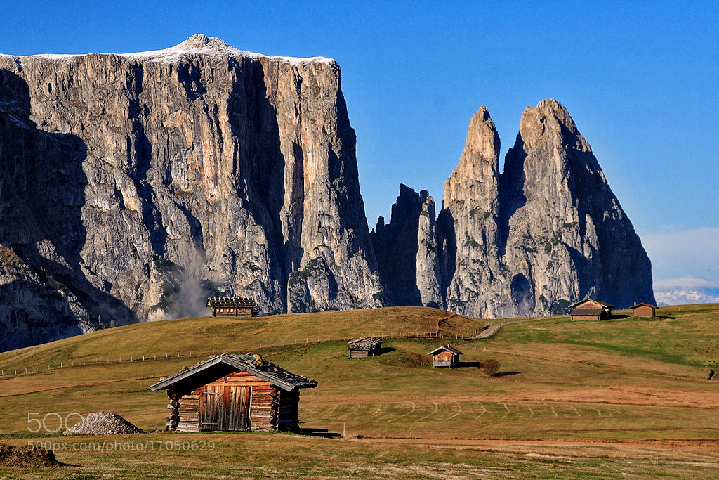 Photograph View of Dolomiti by Michele Galante on 500px