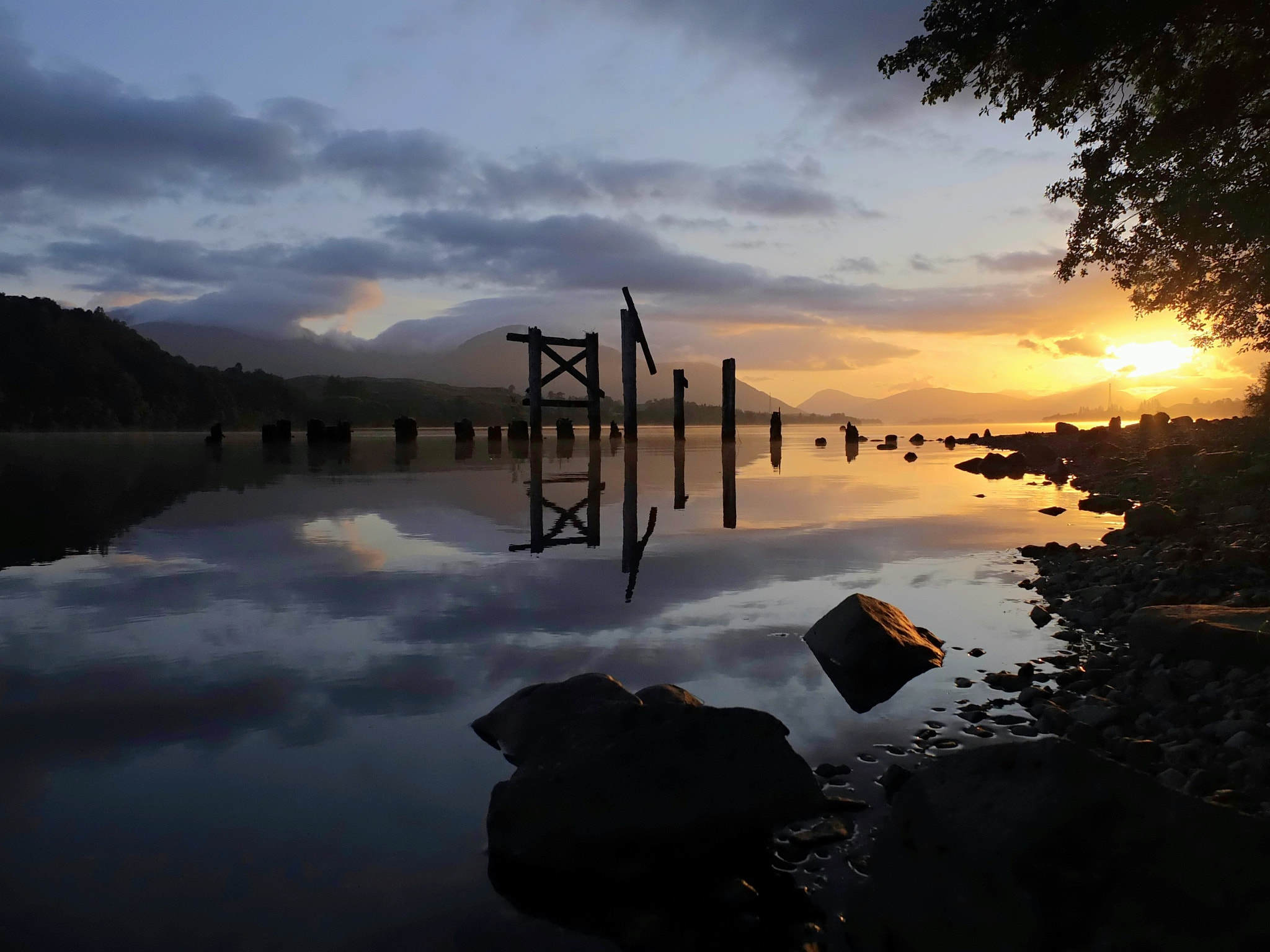 Photograph Sunrise in the Scottish highlands. by Ian Bradburn on 500px