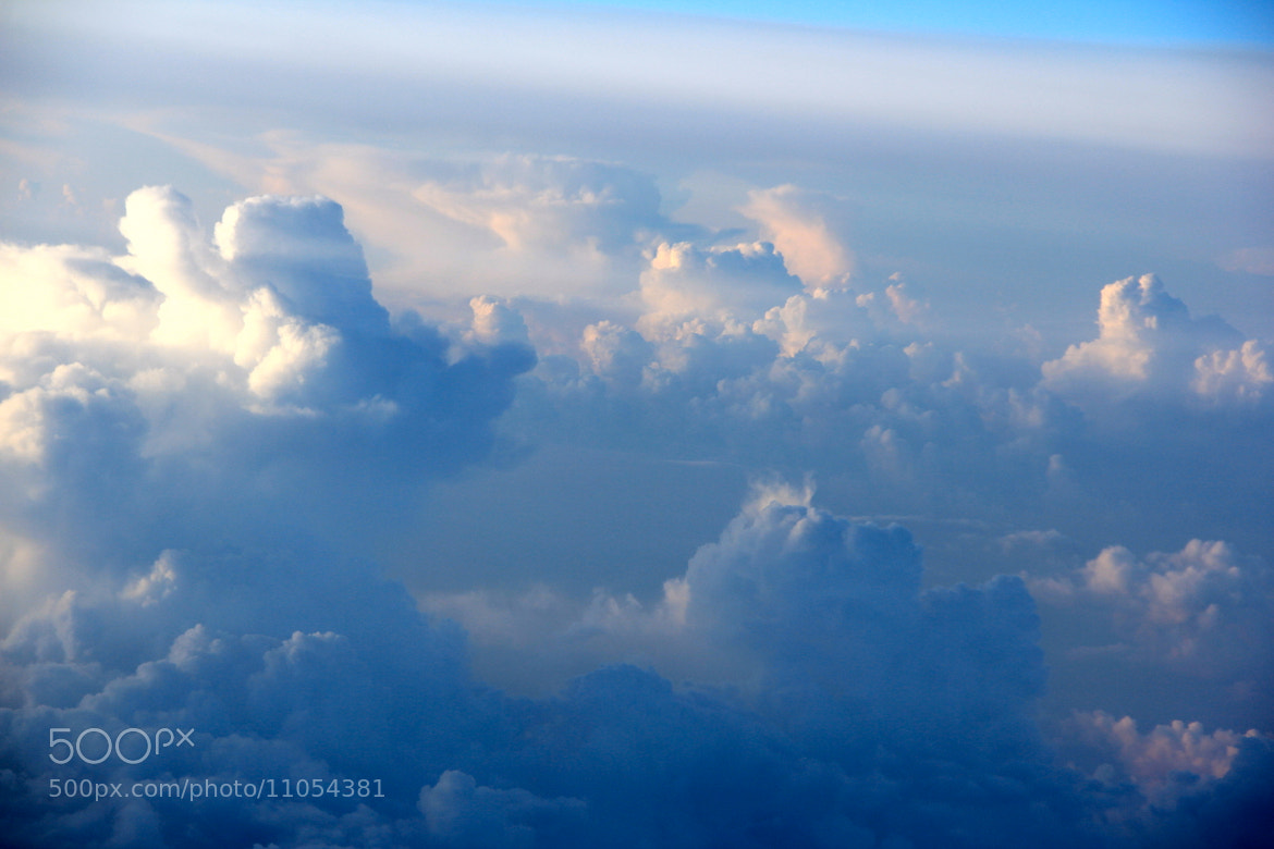 Photograph On top of the clouds by Poh Huay Suen on 500px