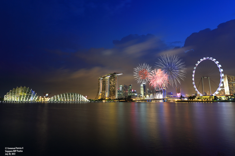 Photograph Singapore NDP Practise by Eman Patricio on 500px