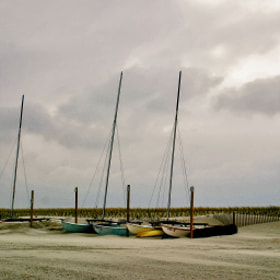 Stone Harbor Catamarans by Sonny Hamauchi (SonnyHamauchi)) on 500px.com