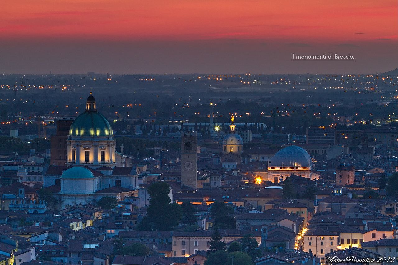 Photograph I monumenti di Brescia by Matteo Rinaldi on 500px