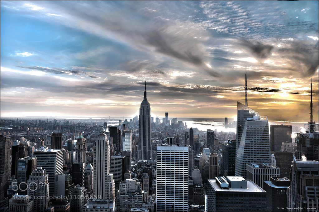 Photograph New York, USA by Stuart Saunders on 500px