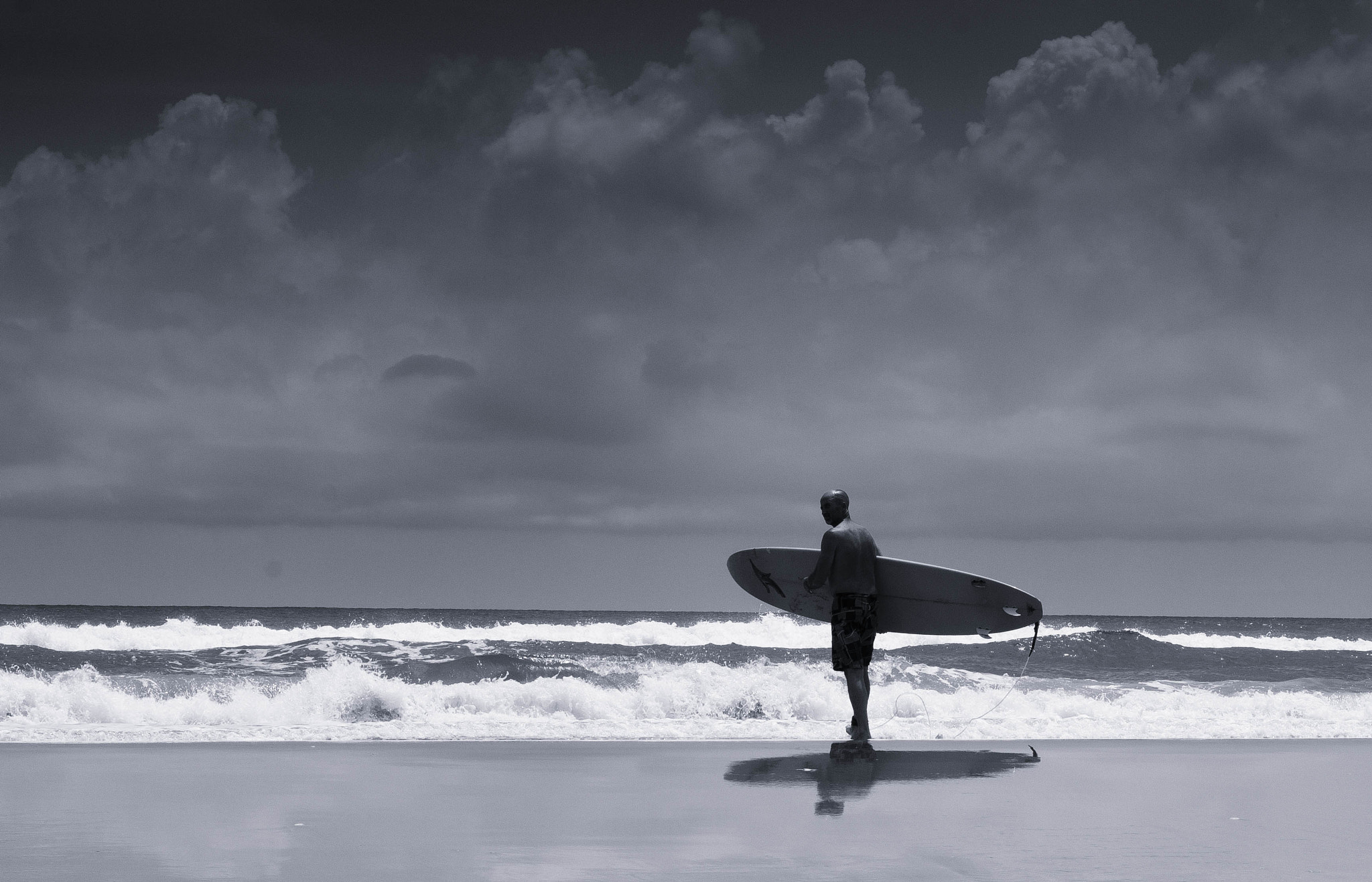 Photograph Surf City ~ North Carolina by Beth Blackwell Cullen on 500px