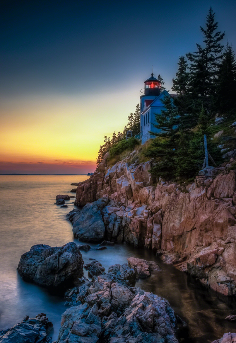 Photograph Bass Harbor Head Lighthouse by Dave Wright on 500px