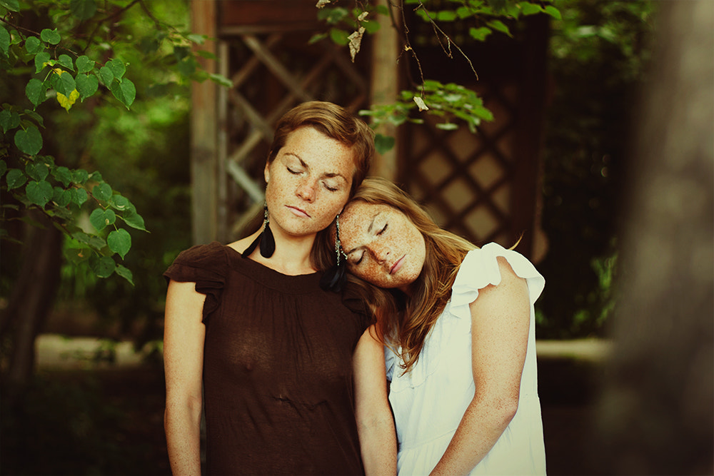 Photograph sisters by Ksenia Belkina on 500px