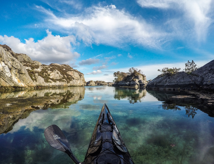 Shallow water,  Norway  by Tomasz Furmanek on 500px.com