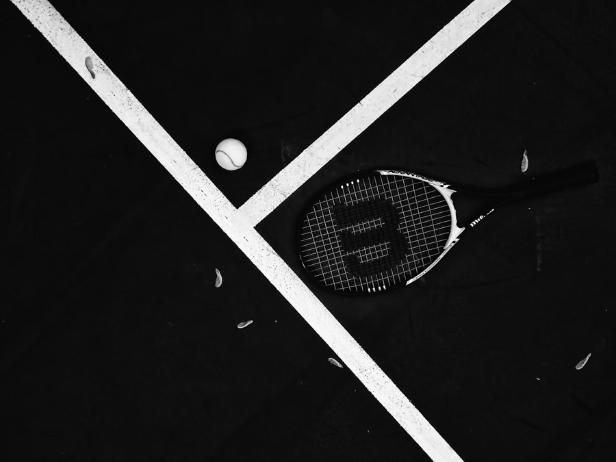 Photograph amateur tennis by Arman Ayva on 500px