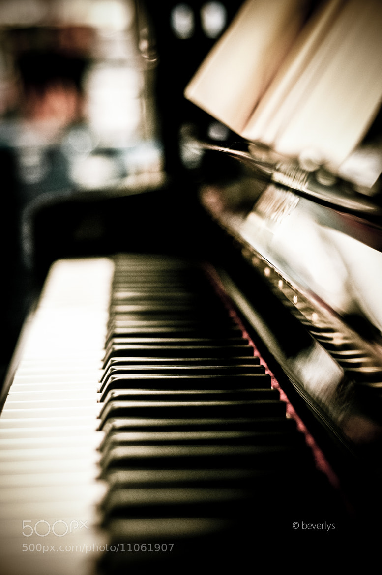 Photograph I ♥ music by Bev Y. on 500px