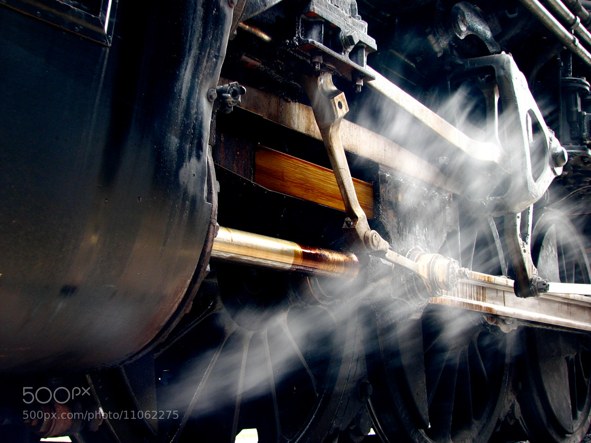 Photograph Driving Wheels by Jeremy Clifton on 500px
