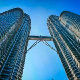 View from below by Ricky S (semangkukmie)) on 500px.com