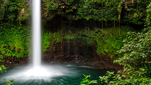La Fortuna Waterfall by Natta Summerky on 500px