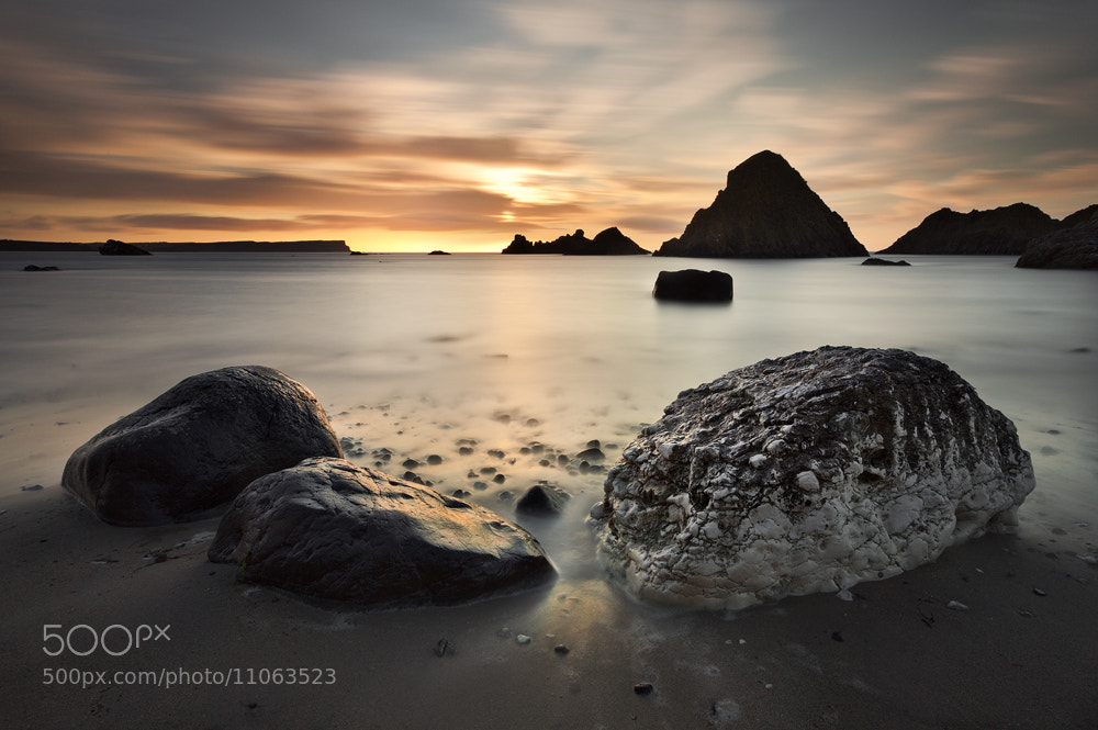 Photograph White Park Bay by Gary McParland on 500px