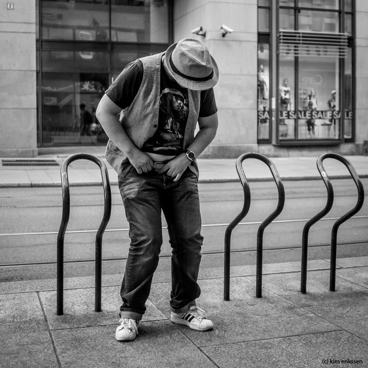 Photograph Another Oslo citizen #08 by Kim Erikssen on 500px