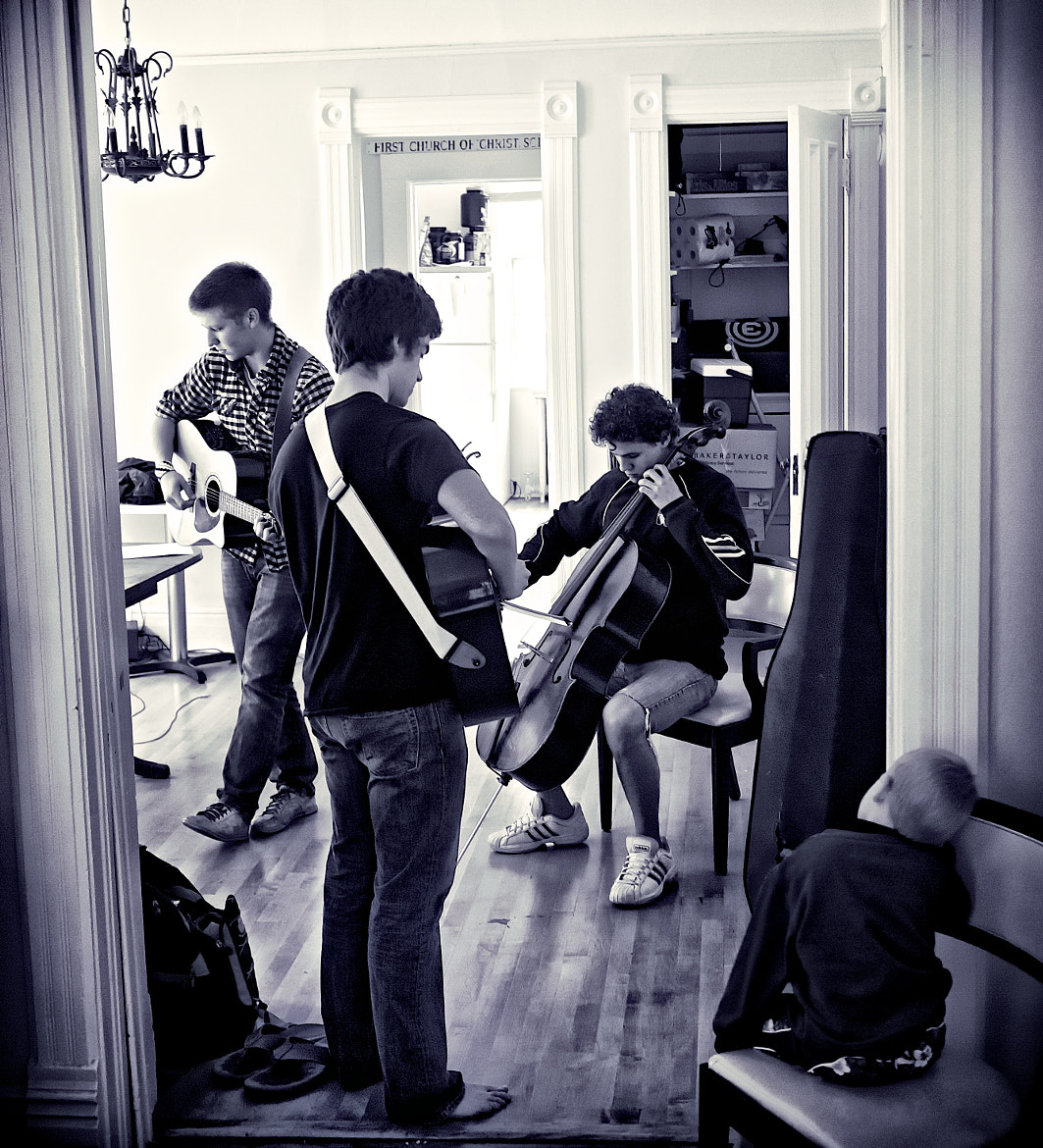 Photograph Jam session by Tobias Lohse on 500px