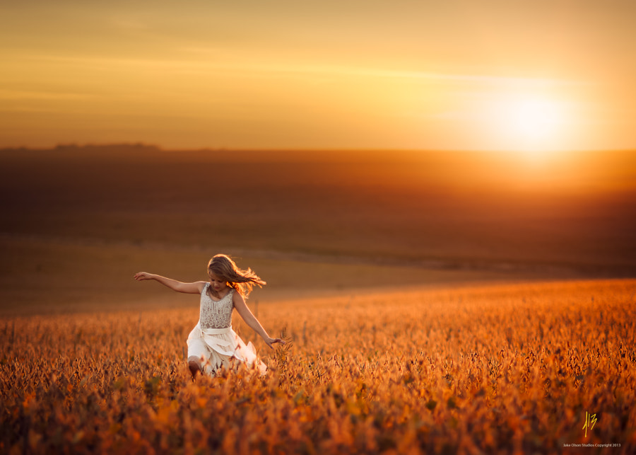 Photograph Golden Hour by Jake Olson Studios on 500px