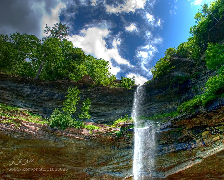 Photograph Katterskill Falls by Tony Alves on 500px