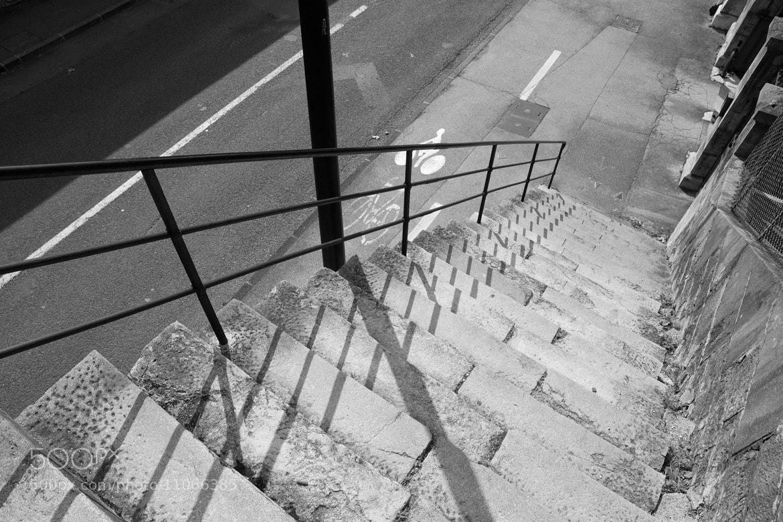 Photograph Escaliers by Armandtchou L on 500px