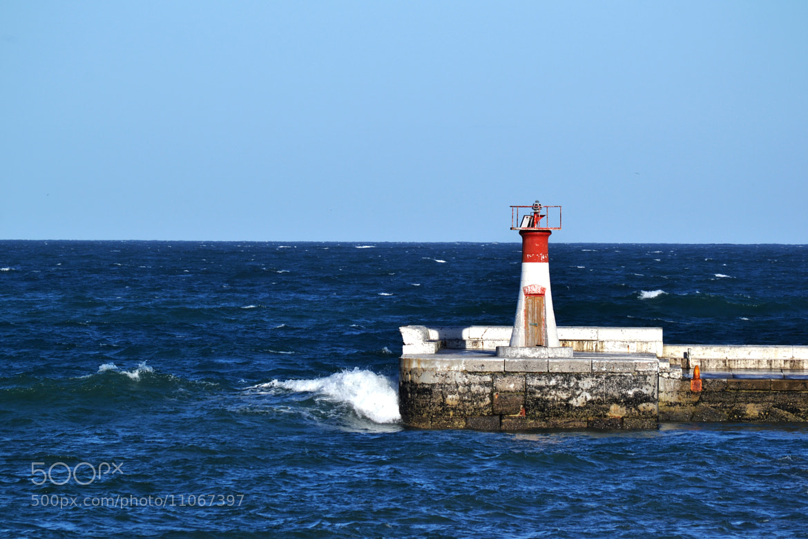 Photograph Kalk Bay Lighthouse by Charl de Waal on 500px