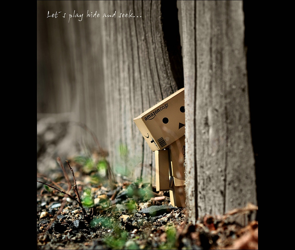 Photograph Let´s play hide and seek... by Birgit Weck on 500px