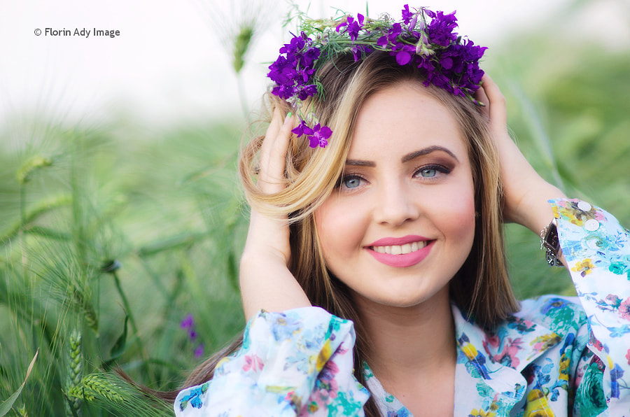 Photograph Andreea by Florin Ady on 500px