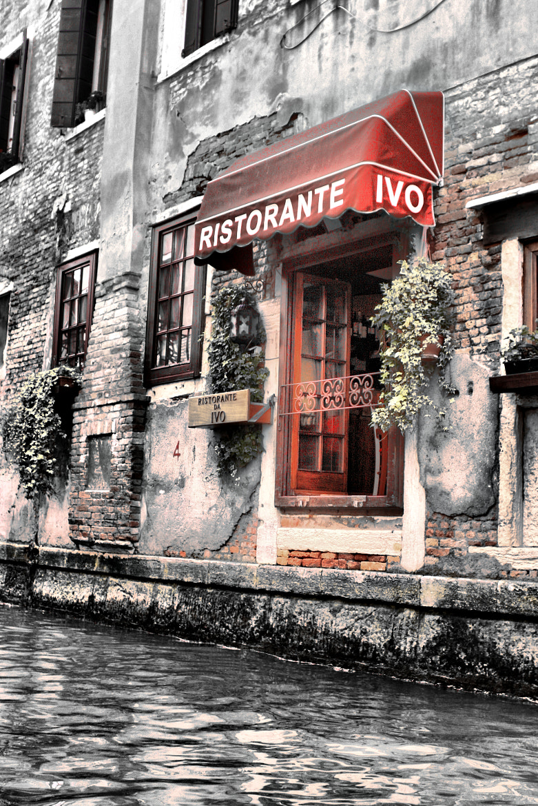 Photograph Ristorante on the Canal by Greg Sharpe on 500px