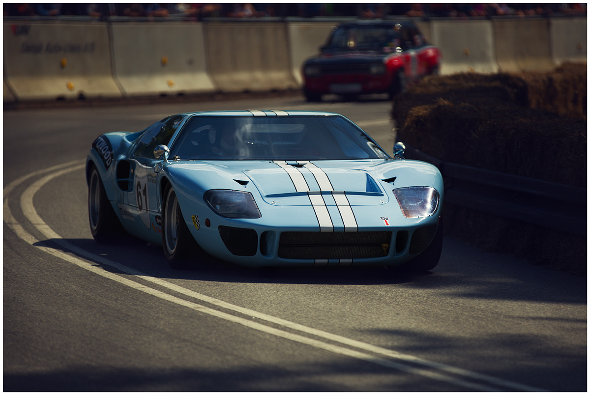 Photograph Ford GT 40 by Thomas Juel on 500px