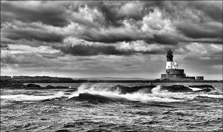 Photograph Longstone Lighthouse  by Andy Stuart on 500px