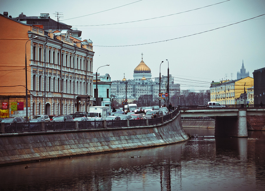 Photograph Moscow by Ekaterina Shevi on 500px