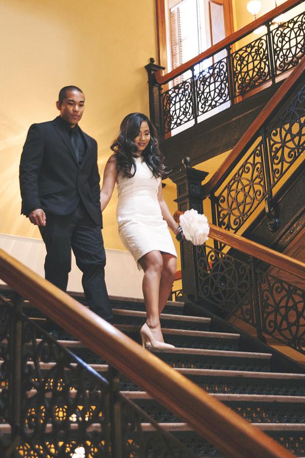 Michelle & JJ
