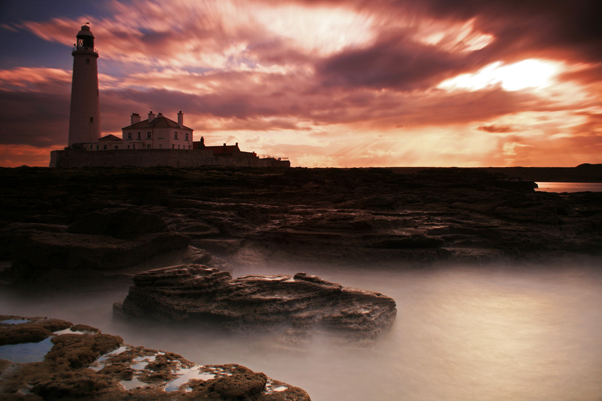Photograph THE LIGHTHOUSE by Gary Turnbull on 500px