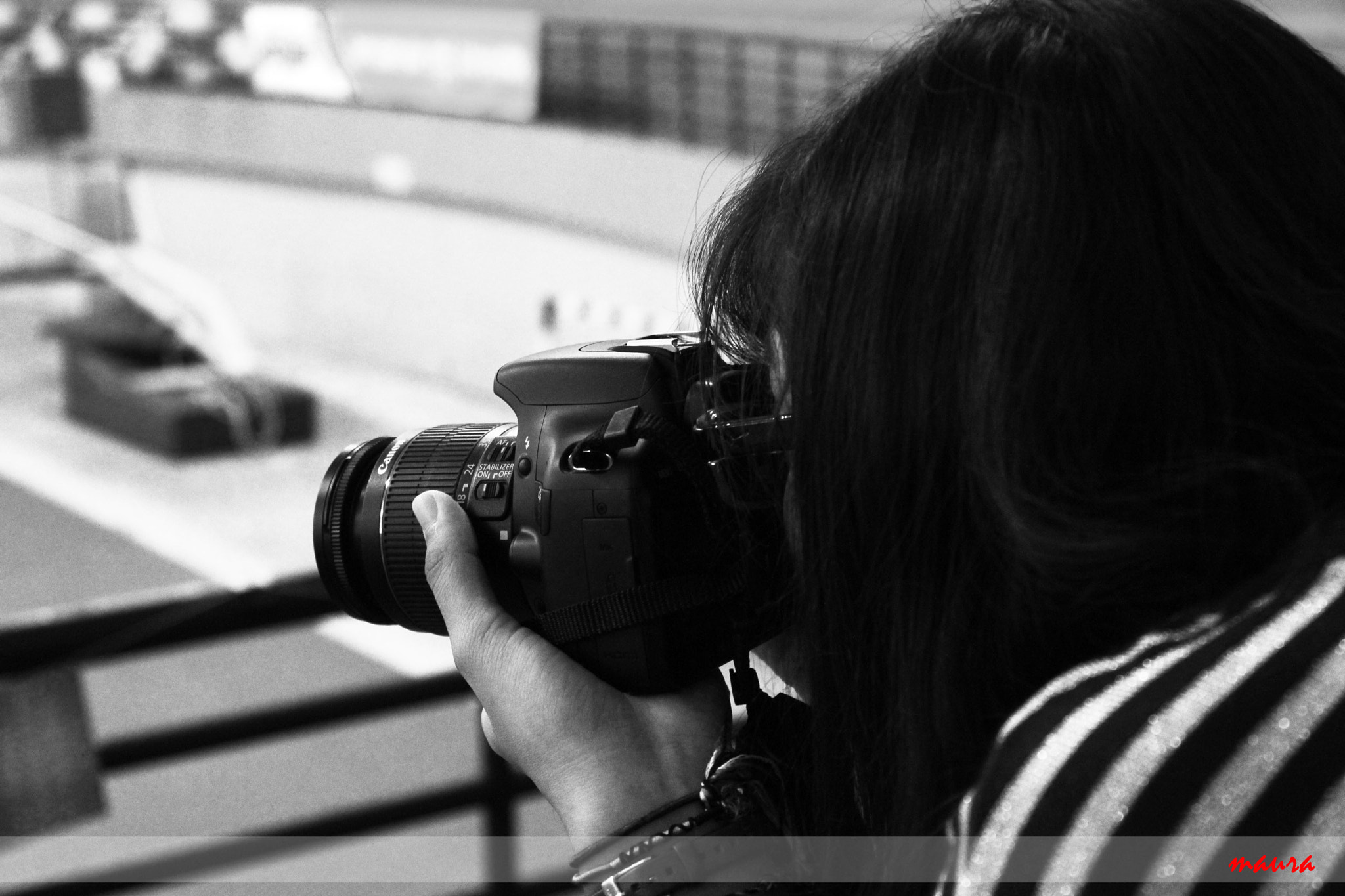 Photograph shooting shooter by Maulida Retna on 500px