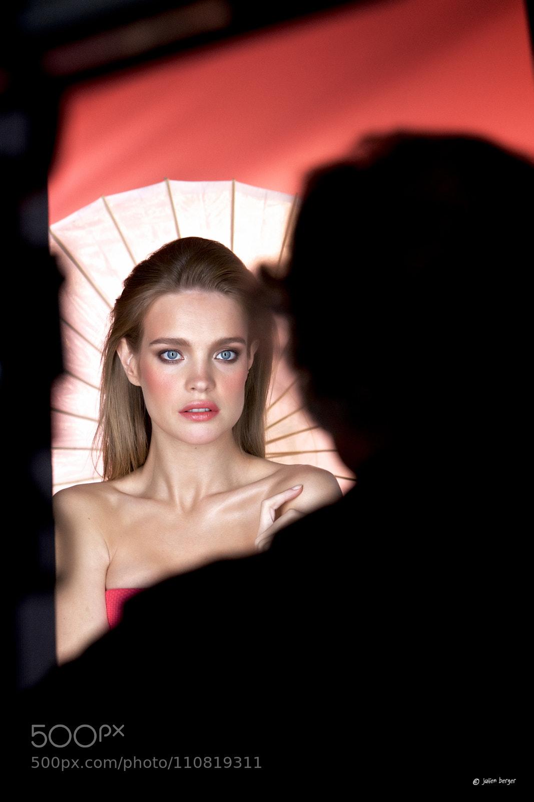 Guerlain - BTS Makeup 2015