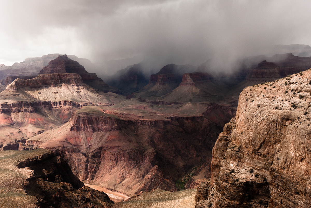 Photograph Storm in Grand Canyon by Ming Ge on 500px