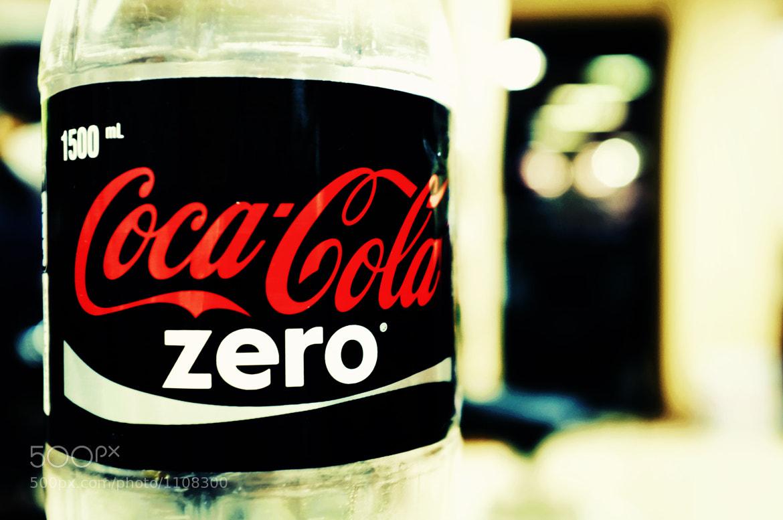 Photograph Zero Coke Zero by Daniel Go on 500px