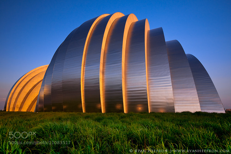 Photograph Kauffman Center by Ryan Heffron on 500px