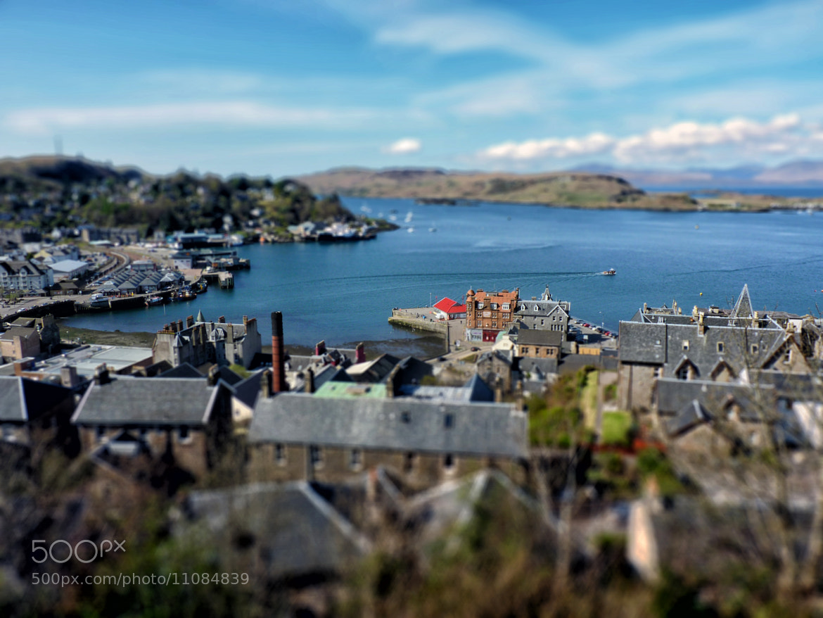 Photograph Oban, Scotland by Stuart  Lussi on 500px