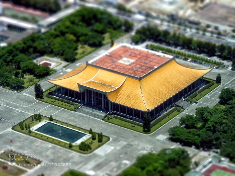 Photograph Sun Yat-sen Memorial Hall by Stuart  Lussi on 500px