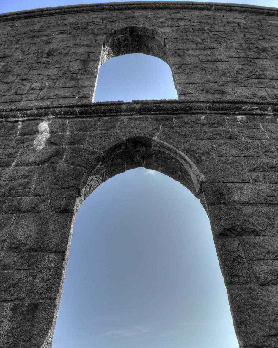 Photograph McCaig's Tower  by Stuart  Lussi on 500px