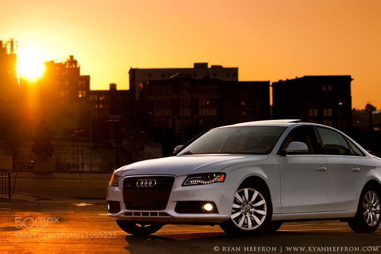 Photograph Audi by Ryan Heffron on 500px