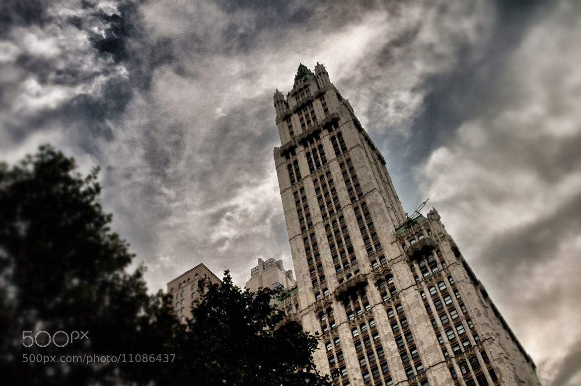 Photograph Cathedral of Commerce  by Jay B. Wilson on 500px