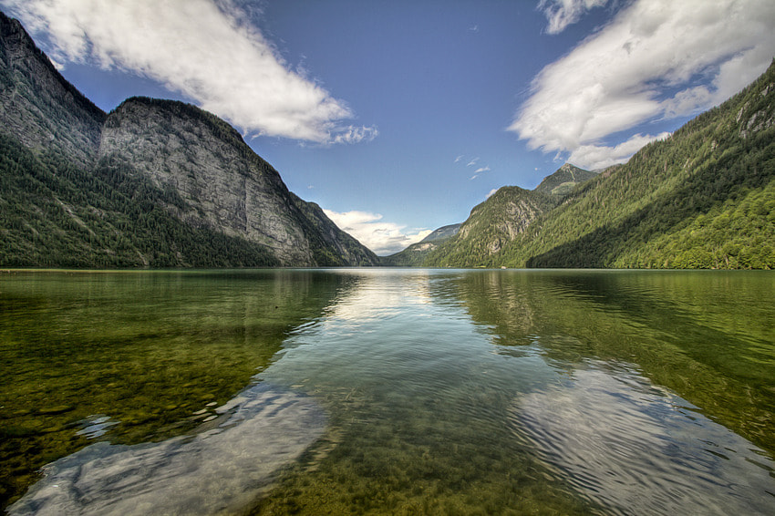 Photograph Königssee by ---Jan --- on 500px
