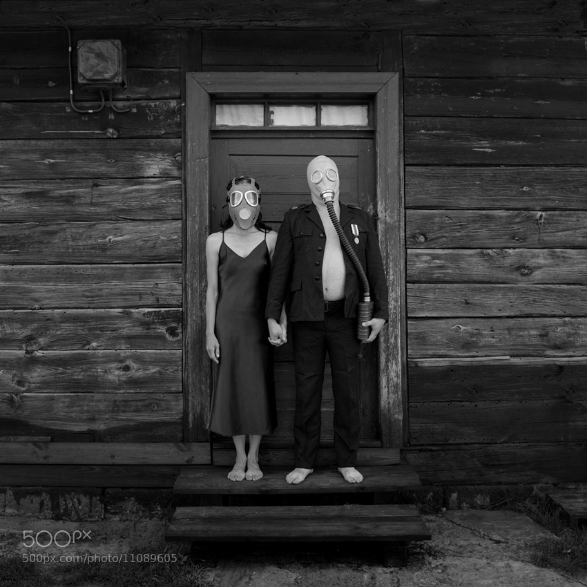 Photograph portrait of a marriage by Sebastian Luczywo on 500px
