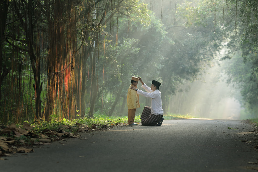 Photograph Father Love by JD Ardiansyah on 500px