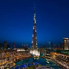 The Heart of Dubai by Daniel Cheong (DanielCheong1)) on 500px.com